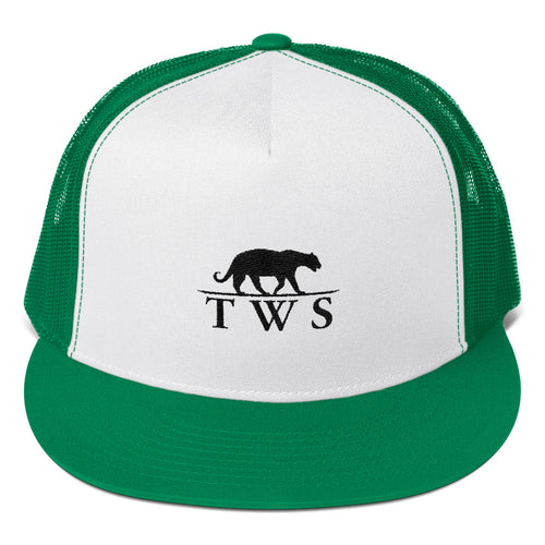 The Wildcat Sanctuary 2-tone trucker hat
