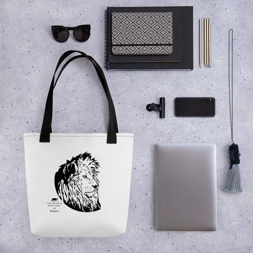 Lion Chupino Tote bag