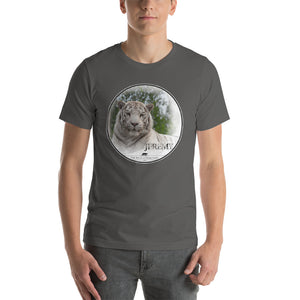 Tiger Jeremy short-sleeve unisex t-shirt