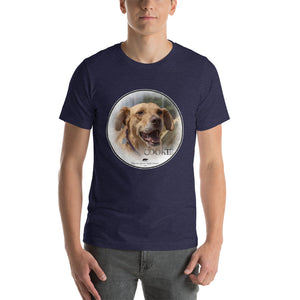 Cookie unisex short sleeve t-shirt