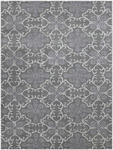 Ascent Hand Tufted - ASC-345 Dove Gray
