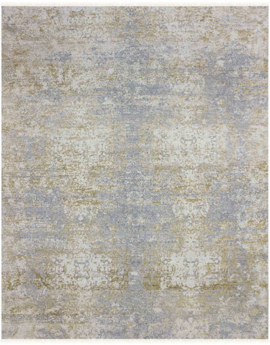 Glamour Hand Knotted Rug - Gla-30 Gold