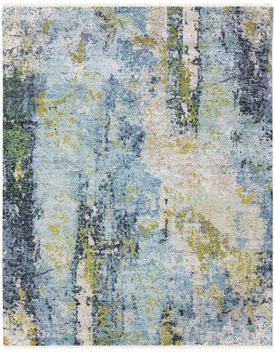 Glamour Hand Knotted Rug - Gla-42 Jelly Bean