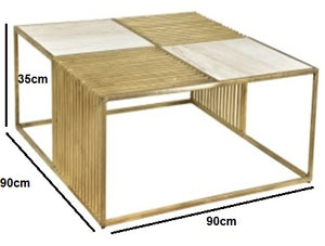 Hopscotch Coffee Table