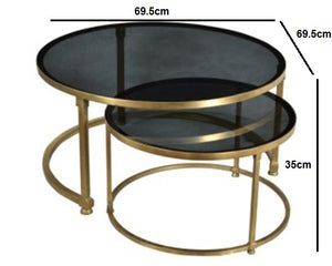 Cassie Side Tables