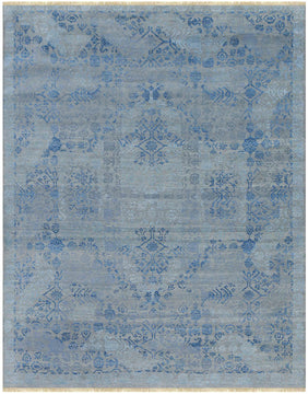Nuit Arab Hand Knotted Rug - Nui-40 Mystic