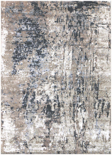 Synergy Hand Knotted Rug - SYN-14 Charcoal (RC-90)