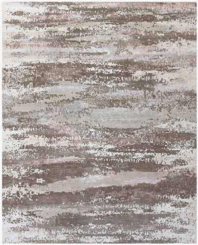 Synergy Hand Knotted Rug - SYN-16 Soft Camel