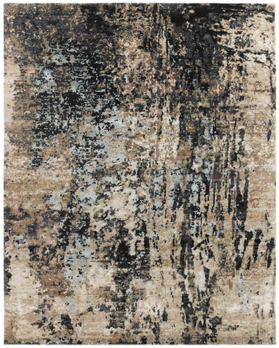 Synergy Hand Knotted Rug - SYN-23 Pale Sky