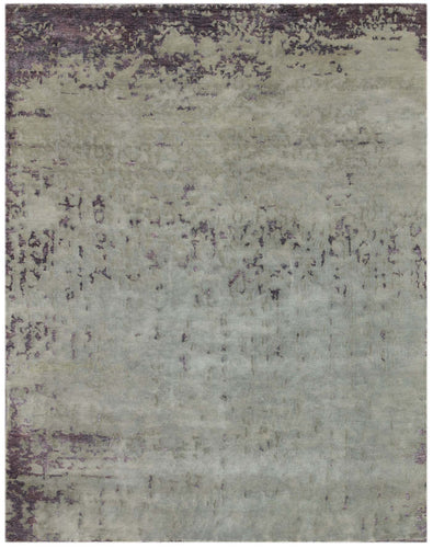 Synergy Hand Knotted Rug - SYN-66C Gray