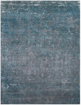 Synergy Hand Knotted Rug - SYN-7C Gray-Blue