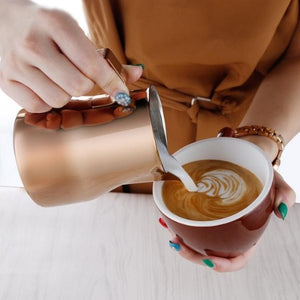 Are You Thinking Of Investing In A Coffee Art Pitcher?