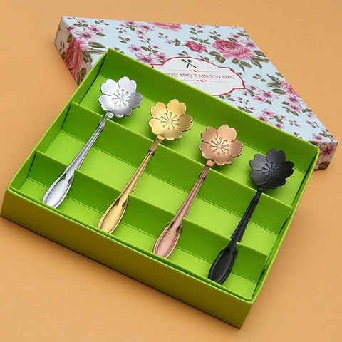 Sakura Flower Coffee Spoon