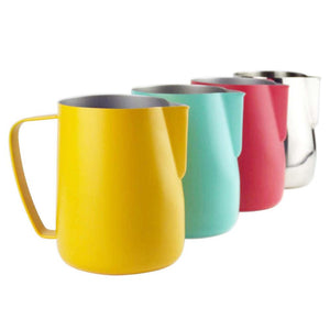 Starbrew Espresso Color Coffee Art Pitcher