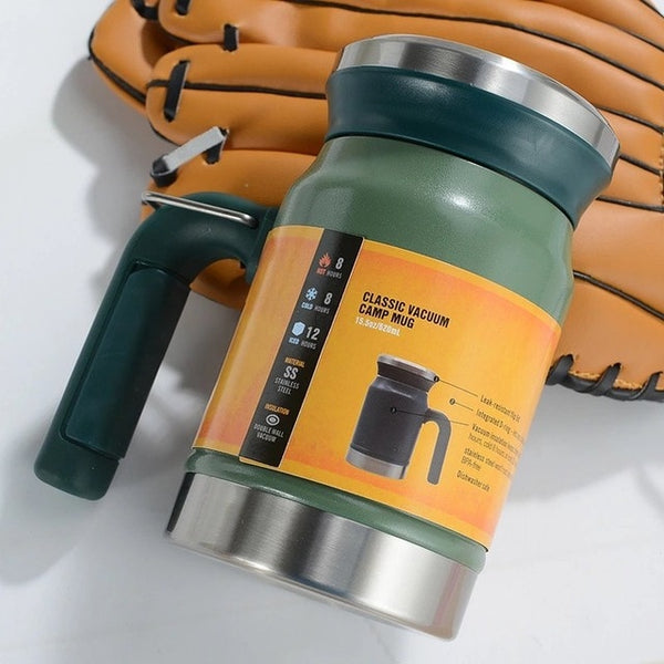 Diwangxin Thermos Steel Camping Travel Mug