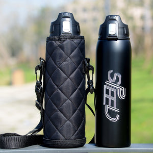 Starbrew Stainless Steel Travel Mug Sports Bottle