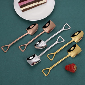 Shovel Coffee Spoon