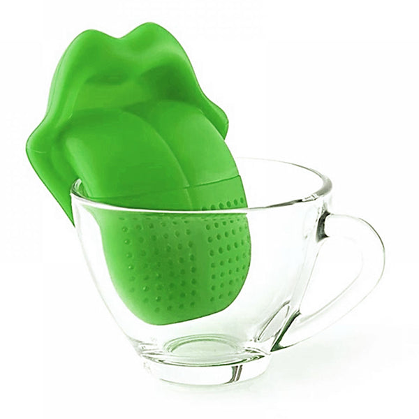 Tongue and Lips Tea Infuser