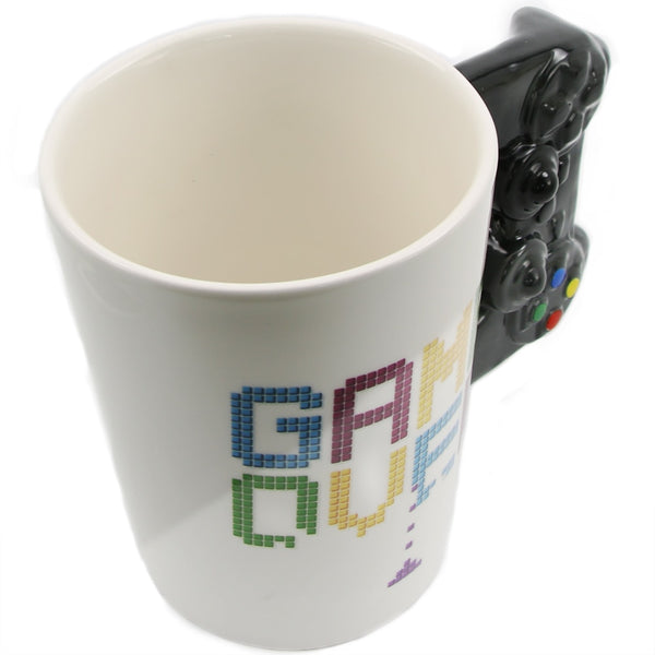 Gamer Controller 'Game Over' Coffee Mug