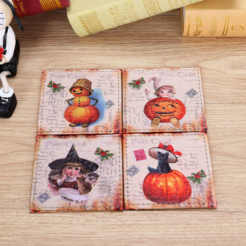Halloween Coffee Coaster