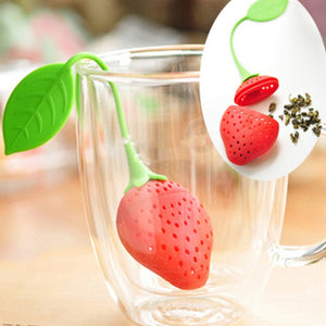 Strawberry Tea Infuser