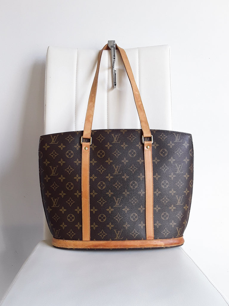 LV Babylone Monogram Shoulder Bag
