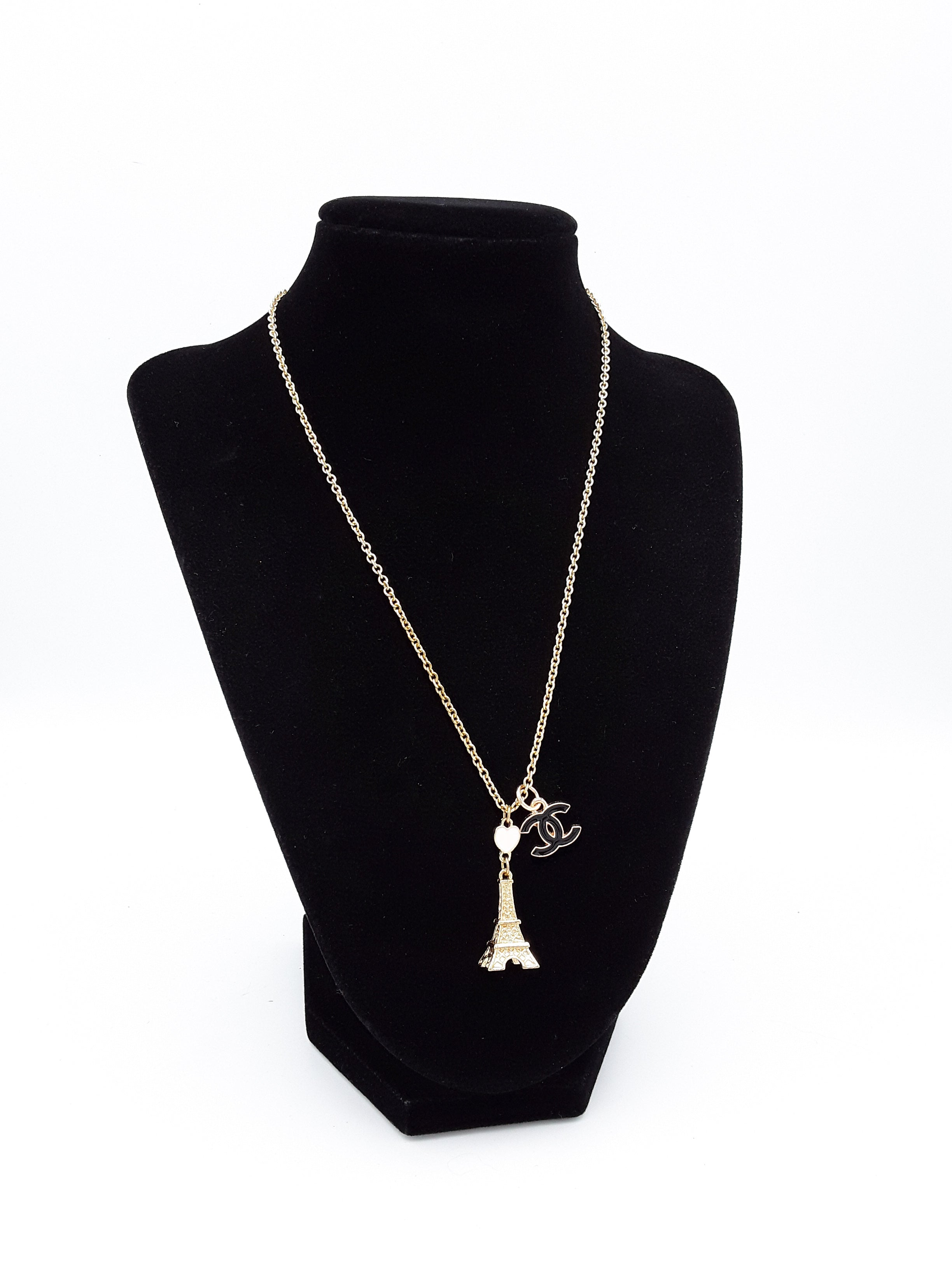 Paris Designer Necklace by Designer Therapy