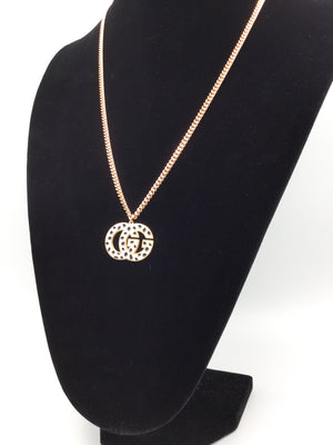 Animal Print Charm Necklace by Designer Therapy