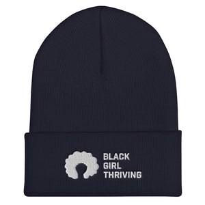 BGT Classic Logo Embroidered Cuffed Beanie