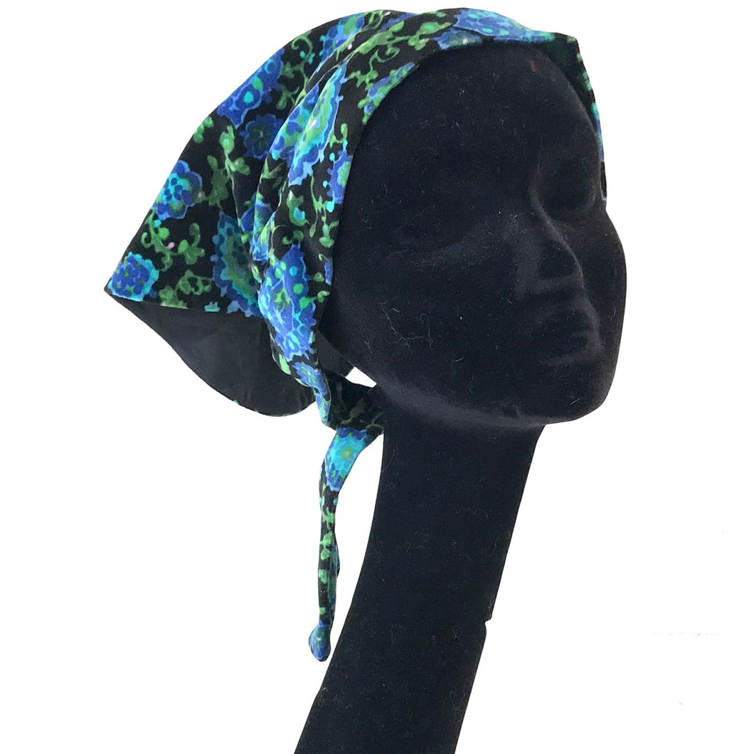 Psychedelic Headpiece 60s Style