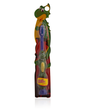Load image into Gallery viewer, Brush Buddies Standin' Chomps (Dinosaur) Toothbrush
