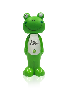 Brush Buddies Poppin' Leapin Louie (Frog) Toothbrush