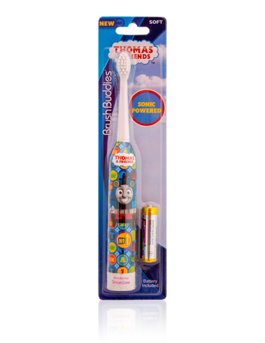Brush Buddies Thomas & Friends Sonic Powered Toothbrush