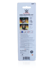 Brush Buddies WWE Travel Kit