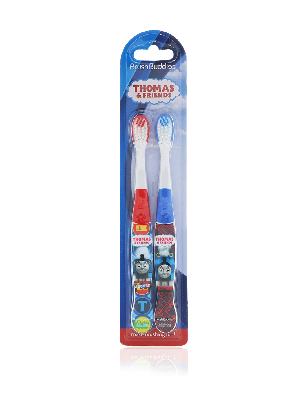 Brush Buddies Thomas & Friends Toothbrush 2 Pack