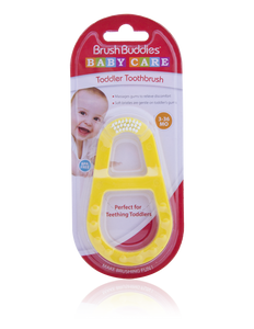 Brush Buddies Toddler Toothbrush