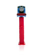 Load image into Gallery viewer, Brush Buddies Pez Poppin' Thomas & Friends Toothbrush