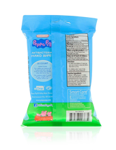 Load image into Gallery viewer, Smart Care Peppa Pig Antibacterial Wipes (25 Count)