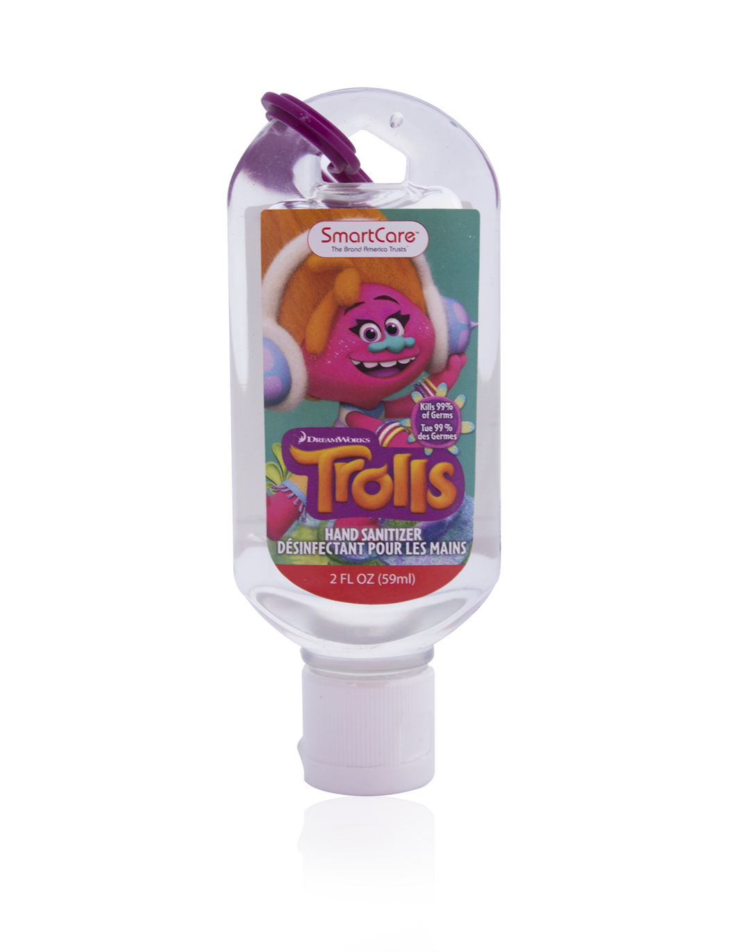 Smart Care Trolls Hand Sanitizer (2 Fl. Oz)