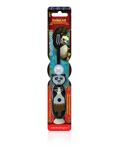 Kung Fu Panda Flash Toothbrush