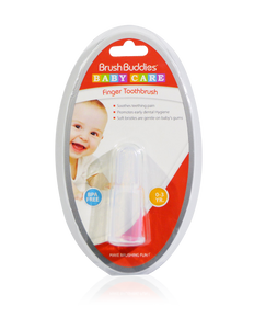 Brush Buddies Baby Finger Toothbrush