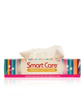 Load image into Gallery viewer, Smart Care Premium Soft Tissue Box 120 CT