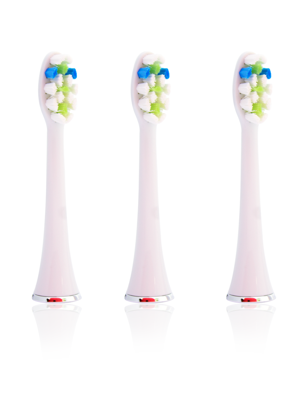 Soniclean Ultra Whitening Replacement Brush Heads - Compatible with (Ultra, Philips Sonicare, Dentiguard Sonic)