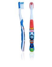 Load image into Gallery viewer, Brush Buddies Thomas & Friends Toothbrush 2 Pack