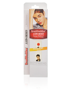 Brush Buddies Justin Bieber Singing Toothbrush (Boyfriend)