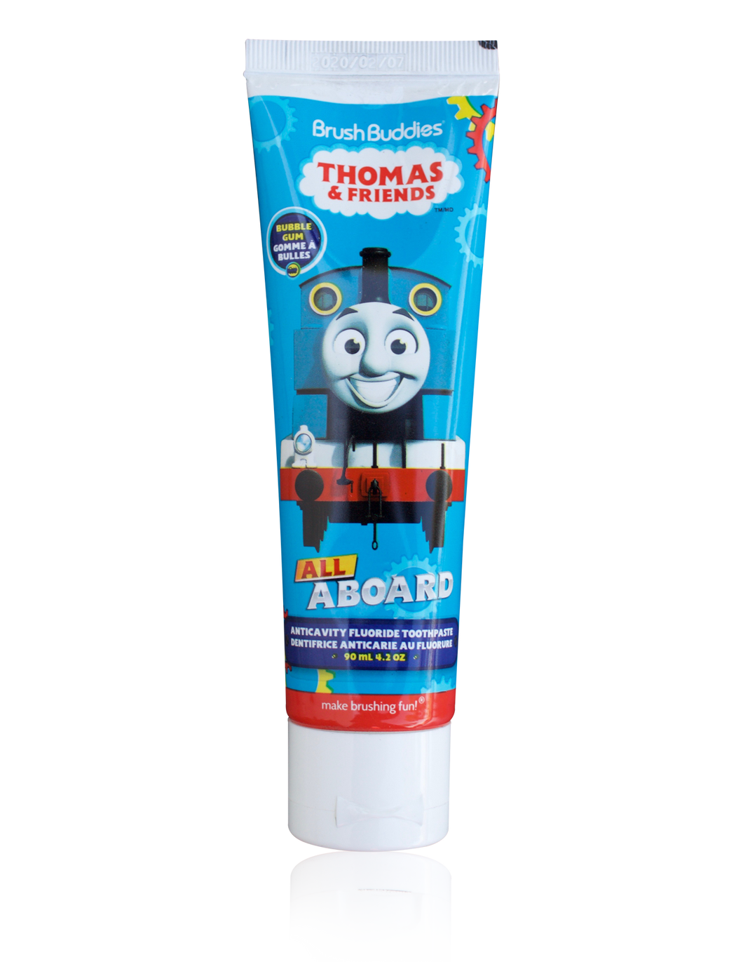 Brush Buddies Thomas & Friends Toothpaste 4.2 oz