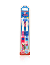 Load image into Gallery viewer, Peppa Pig Toothbrush (2 Pack)