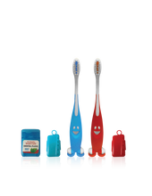 Load image into Gallery viewer, Smart Care Kids Brushing Kit 2 Pack