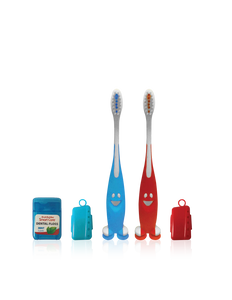 Smart Care Kids Brushing Kit 2 Pack