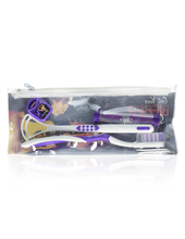 Load image into Gallery viewer, Brush Buddies Justin Bieber Travel Kit
